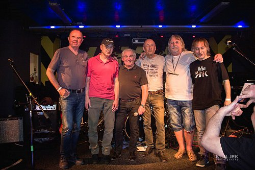 Baba Hed, Stan & Tony Revival, Gerry Jablonski 20/04/2019